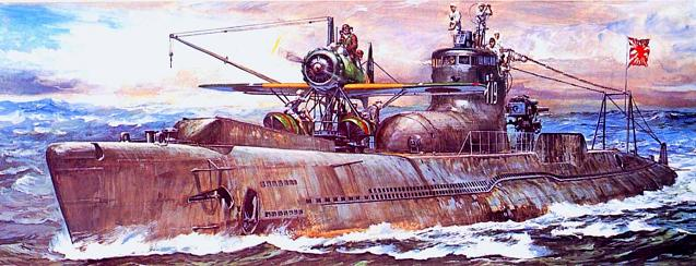 Submarines in the Pacific War ...